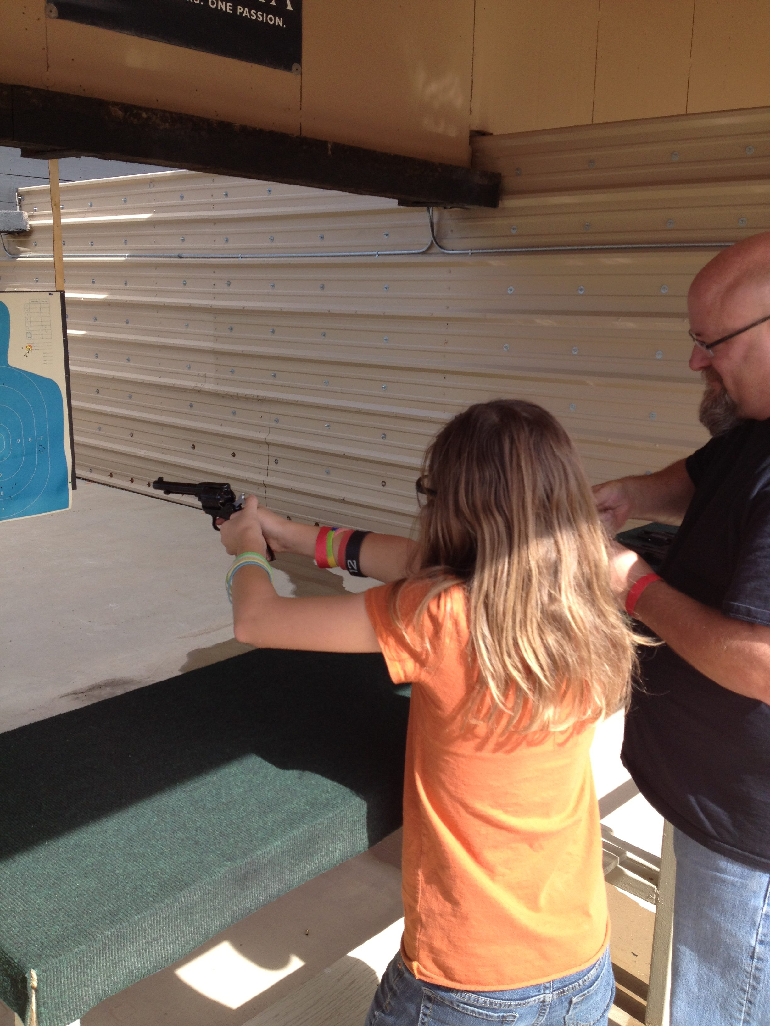 Gun Training Classes in the Dallas Fort Worth DFW Area